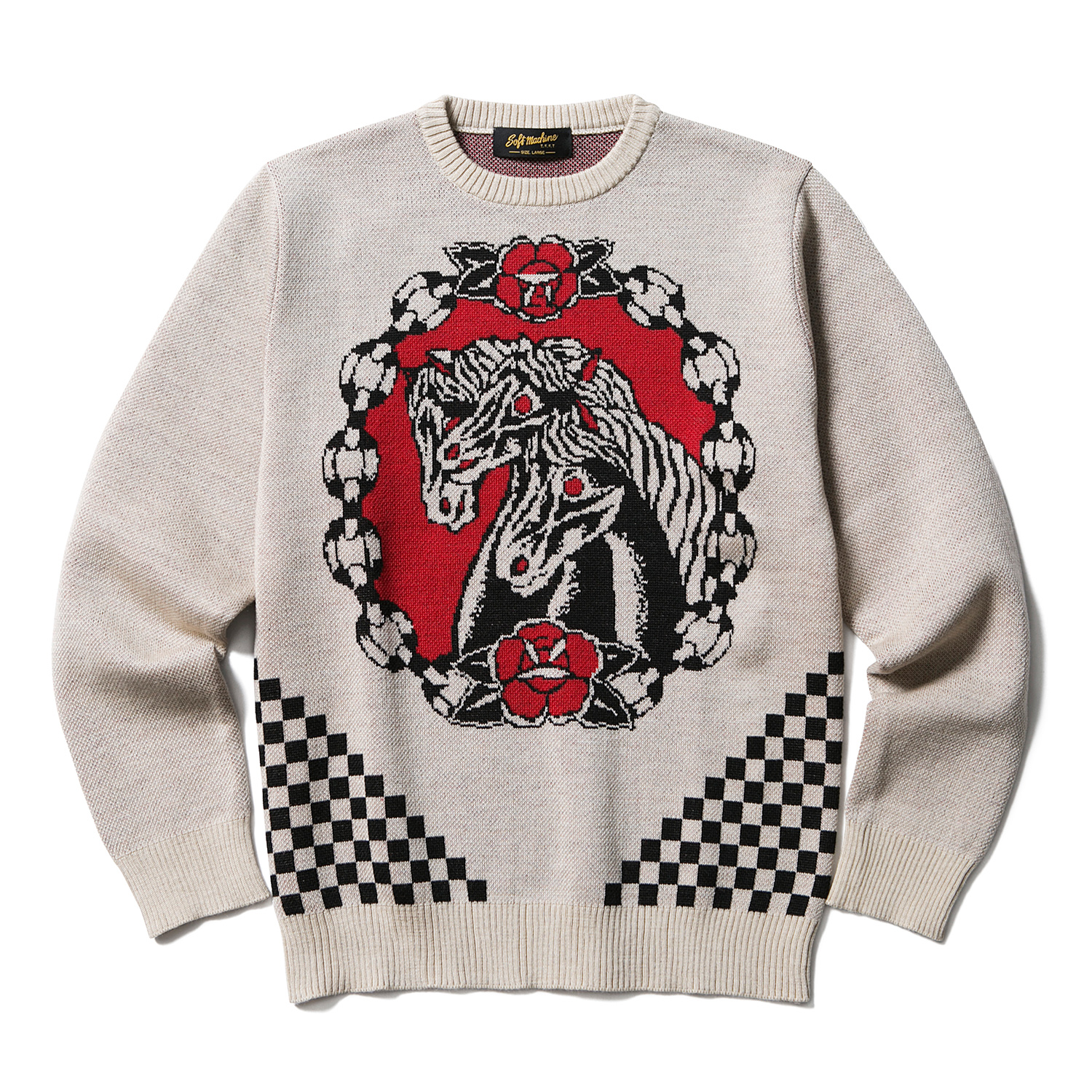 PHARAOH SWEATER